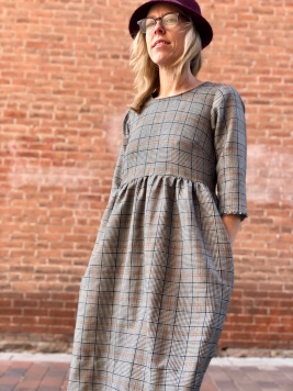 Hinterland Dress by Sew Liberated