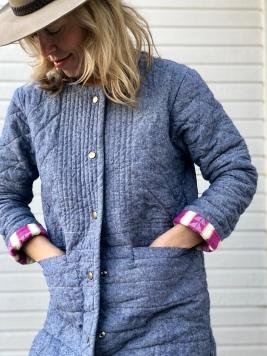 Tamarack Jacket by Grainline Stuido