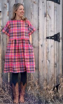 Fulwood Dress by Wendy Ward MIY