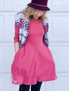 Stasia Dress by Sew Liberated