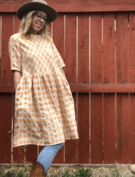 Ellis Dress by Merchant and Mills