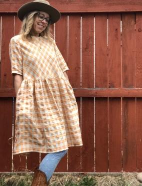 Ellis Dress by Merchant and Mills