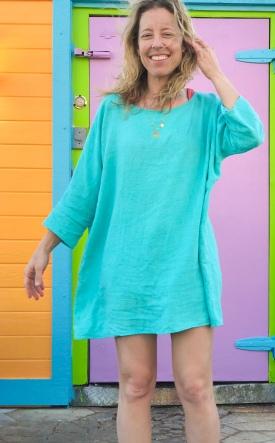 Athina Top by Tessuti Fabrics