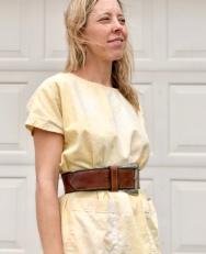 Wiksten Shift Dress by Shop Wiksten